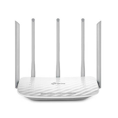 TP-Link Archer C60 Dual-Band AC1350 Wireless Router