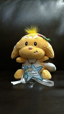 Neopets Island Kacheek Series 2 Keyquest Plush