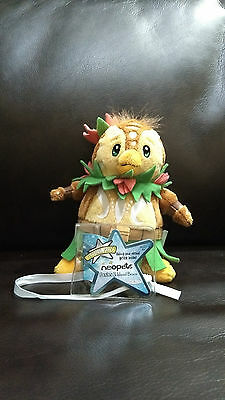 Neopets Island Bruce Series 2 Keyquest Plush