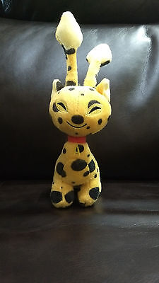 Neopets Spotted Aisha Series 5 Keyquest Plush
