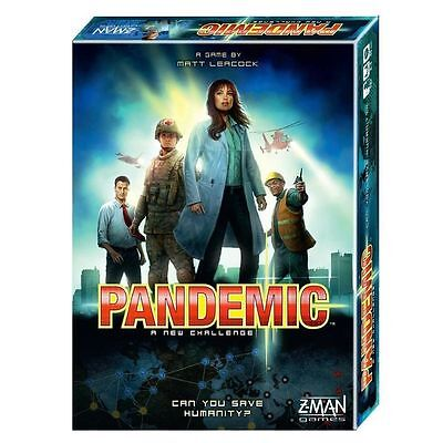 Pandemic Original (2013 Revised Edition) Family Board Game Updated Version