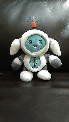 Neopets Robot Kacheek Series 6 Keyquest Plush