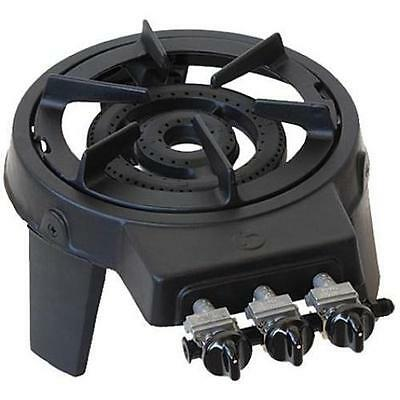 Commercial Heavy Duty Portable Propane Single Burner Stove Hot Plate