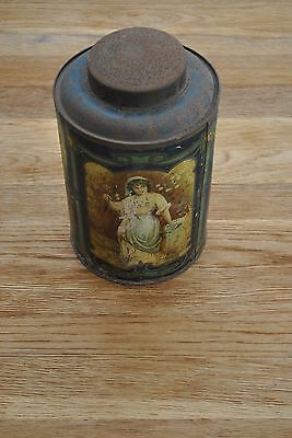 antique tea caddies