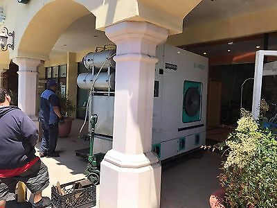 Lindus Dry Cleaning Machine (PM 80FD) Hydrocarbon