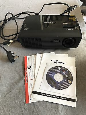 Optoma PRO10S DLP Projector