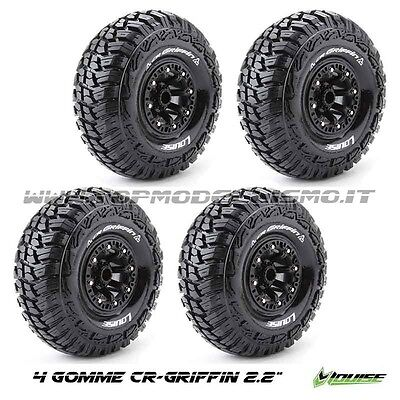 COMBO 2 in 1 TRENO GOMME CR-GRIFFIN 2.2 - LOUISE