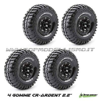 COMBO 2 in 1 TRENO GOMME CR-ARDENT 2.2- LOUISE
