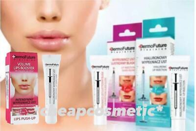 DermoFuture Precision Hyaluronic lip Acid Glass Glow,Hyaluronic Lip Injection