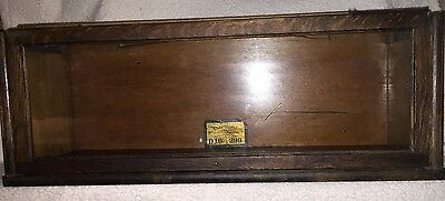 Globe Wernicke D 10-1/4 Grade 299 Oak Barrister Bookcase Section Antique Vintage
