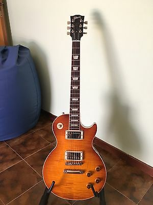 Gibson Les Paul Class 5 Custom Shop Western Desert Faded