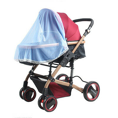 Stroller Mosquito Cover Insect Full Net Safe Baby Bed Carriage Anti Bug Infant