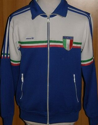 Maglia Jacket Shirt Trikot Italia Football Italy 1982