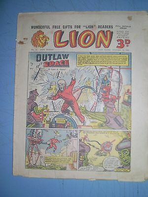 Lion issue 30 dated September 13 1952