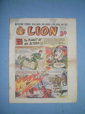 Lion issue 205 dated January 21 1956