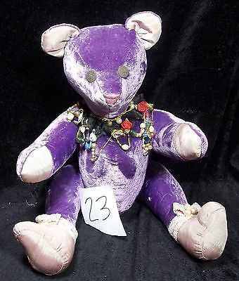 Hand Made Teddy Bear, Original Hansen, Lot 23