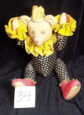 Hand Made Teddy Bear, Original Hansen, Lot 34