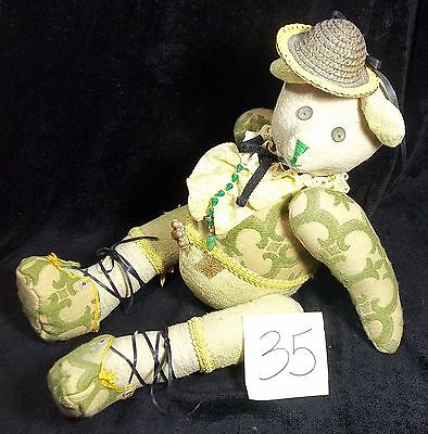 Hand Made Teddy Bear, Original Hansen, Lot 35