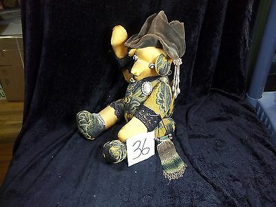 Hand Made Teddy Bear, Original Hansen, Lot 36
