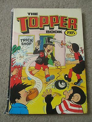 The Topper book annual 1985 Unclipped