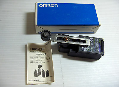 Ormon D4D -11241N Small Safety Limit Switch