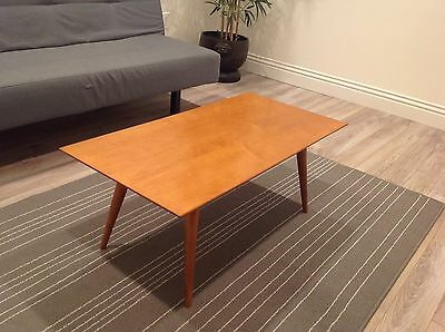 Vintage Original Paul McCobb Planner Group Coffee Table Mid Century Modern