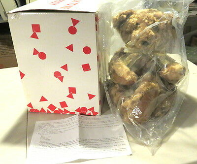 "AVON ""Talk To Me Teddy"" - In box with Tag - Voice Activated - Says 8 Phrases"