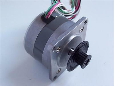 2 x Astrosyn PJJQ26ZA-A  NEMA type 23 Stepper Motors 200 Step 4V 1.1A 3D Printer