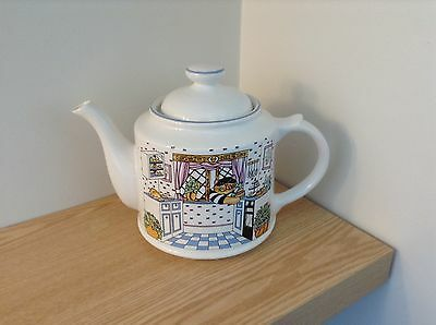WADE * Cat Burglar Teapot * Designed For Boots