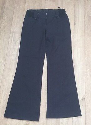 New Look Maternity Work Trousers Size 10 Leg 30