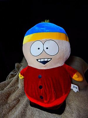 """Official Comedy Central South Park South Park Eric Cartman 17""""inch Plush doll"""