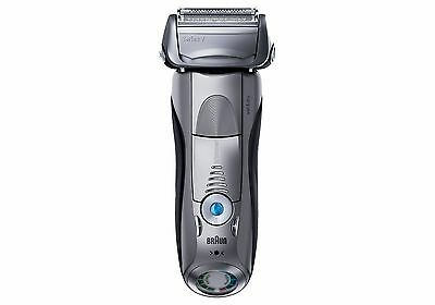 Braun Series 7 Men's Rechargeable Electric Shaver with Cleaning Station - 7898cc