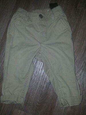 Baby boys h&m trousers 6/9 months