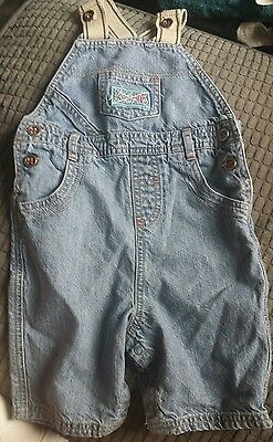 baby boys dungarees 6-9 months