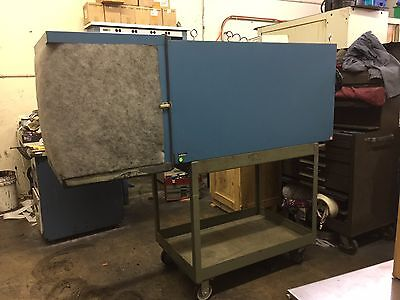 AFS Airflow Systems Inc Industrial Air Cleaner