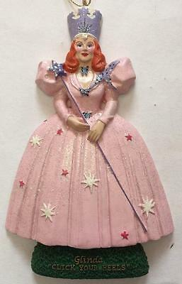 2001 Kurt Adler Glinda The Good Witch Of The North Wizard Of Oz Ornament New!