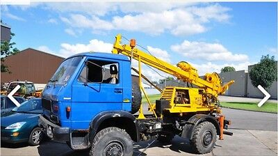 Borehole Water Well Drilling Rig Machine Business Export Africa Bargain Cheep