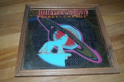 Jefferson Starship Winds of Change Framed Mirror Sign