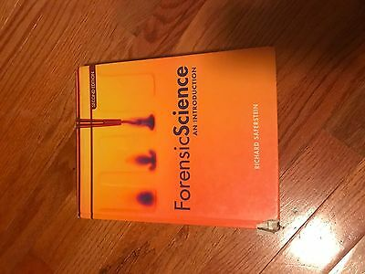 Forensic Science: an Introduction, 2nd E (Hardcover, New Edition)