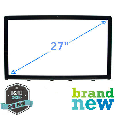 "27-inch 27"" Glass Front Screen Panel for Apple iMac 922-9469 A1312 2009 2010 11"