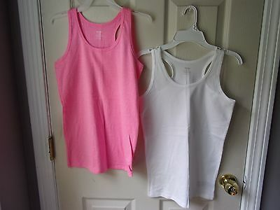 Lot Of 2 OLD NAVY Tank Tops GIRLS Size XL (14)