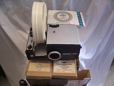 Sawyer rotomatic 737aq slide projector