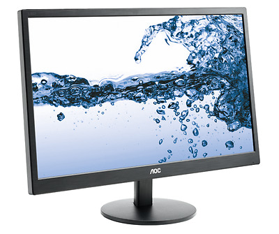 "AOC E2270Swdn 21.5"" LED Monitor"