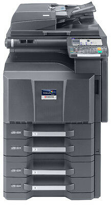 Kyocera Mita Taskalfa 3550Ci MFP (COPY/PRINT/SCAN) - Low Page Count