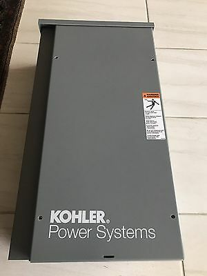 Kohler RXT-JFNC-0200A 200 Amp Whole-House Indoor/Outdoor-Rated Automatic Tran...
