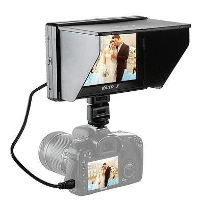 Viltrox DC-70II 4K 7 inch High LCD Monitor with an HDMI Vide for all SLR camera.