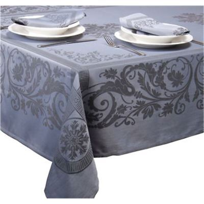 Dan Samuels - Brussels Tablecloth Square 180x180cm Silver