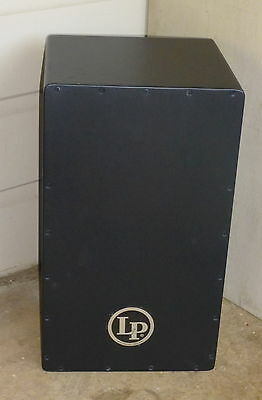 LP Latin Percussion Black Box Wire Cajon -  model LP1428NY