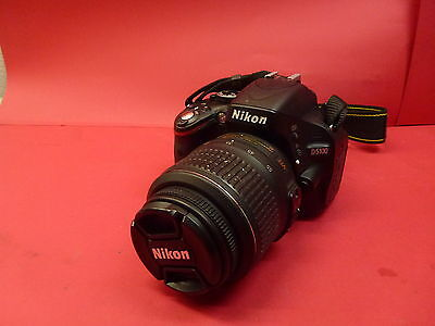 Nikon D5100 Digital Camera + 18-55Mm Lens