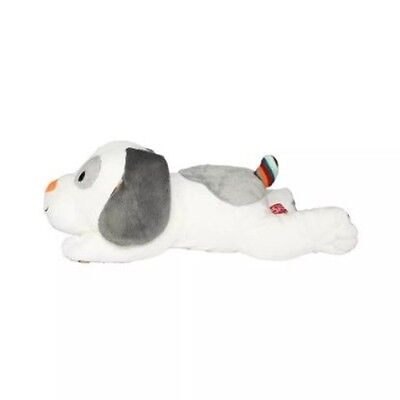 ZAZU HEARTBEAT PLUSH I Baby Sleep Miracle I Soft Musical Toy W Heartbeat Sound